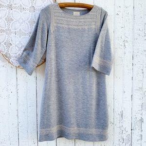 Anthropologie Edme & Esyllte Tunic Sweater Dress S